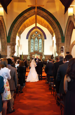 Bennie & Sam's Wedding, Middlesex