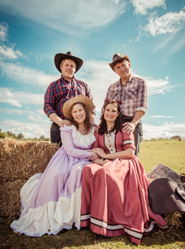 Northampton Musical Theatre Company production of Oklahoma
