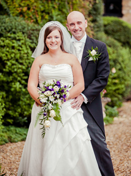 Walnut Tree Inn Blisworth Wedding