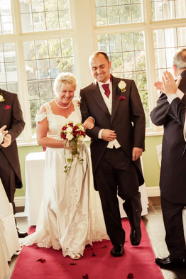 Tracey & Matthew's Wedding, Westone Manor Northampton