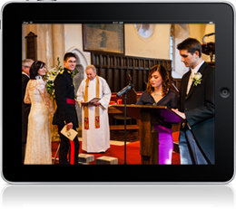 iPad Wedding ebook from redrex
